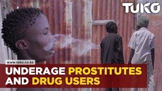 Underage Prostitutes And Drug Users in Kenya | Tuko TV