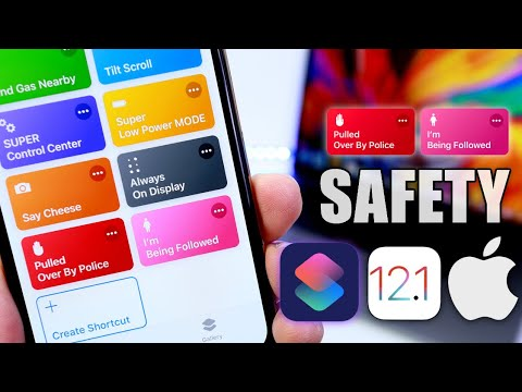 Best Siri Shortcuts For Safety