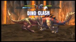 Battle of Giants Dinosaurs Strike Gameplay Part 4