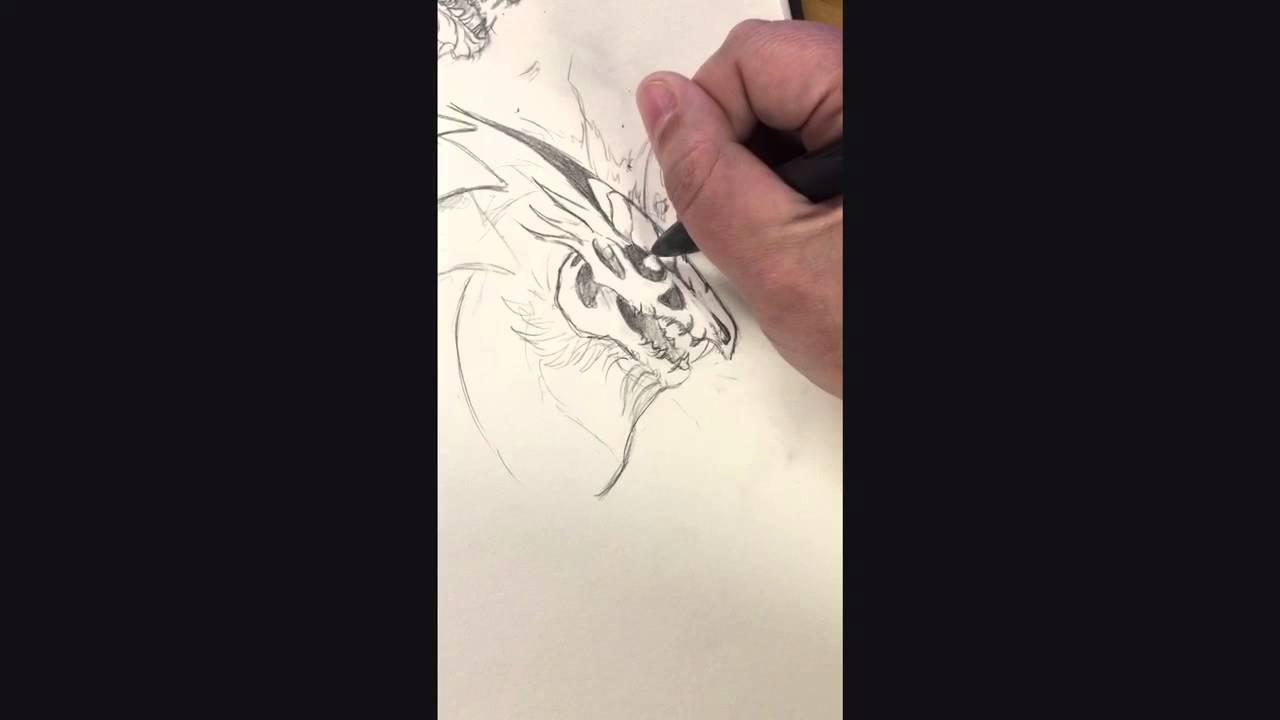 Dracolich Art Fantasy