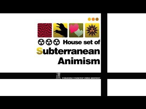[Touhou] House set of Subterranean Animism ~ Chireiden Set