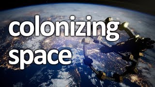 Jacque Fresco - Colonizing Space