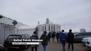 Majlis Khuddamul Ahmadiyya Belgium Trip to the UK