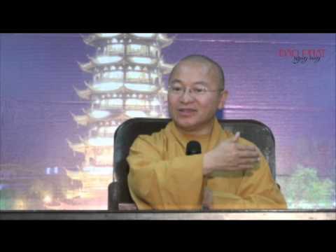 Vấn đáp: Để được an lạc trong cuộc sống (29/12/2013) Thích Nhật Từ