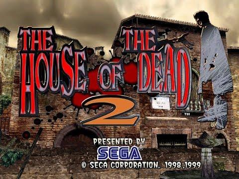 The House Of The Dead 2 – Game Bắn Ma Huyền Thoại 1 Thời