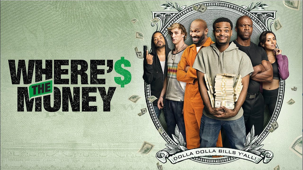 WHERE'S THE MONEY TRAILER| KING BACH| LOGAN PAUL| KAT GRAHAM| MIKE EPPS  |TERRY CREWS