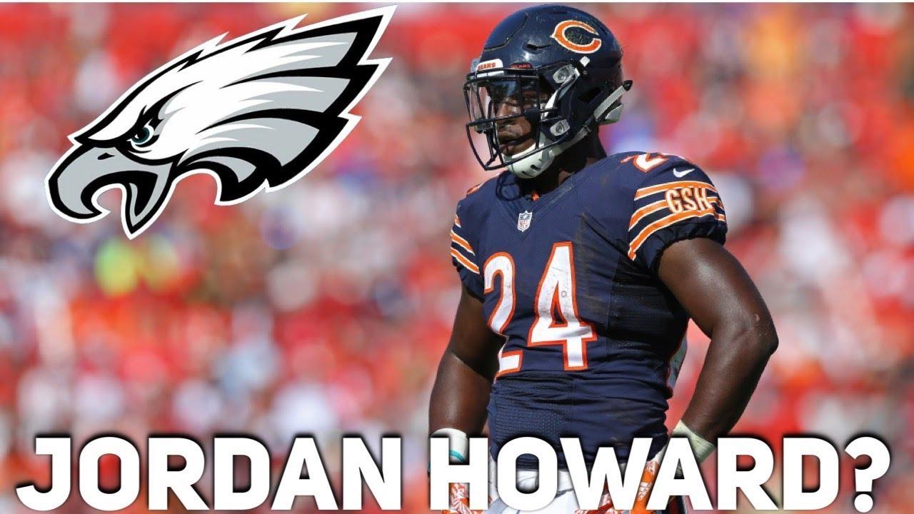 jordan howard trade