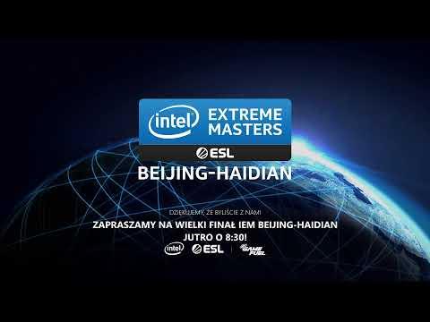 IEM Beijing-Haidian 2019 | Półfinały | Dzień 3