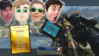 RED HOUSE PLAYS MODERN WARFARE 2 W/ NEW MODS! (SLOW MO SLIDING & OUT OF MAP TRICKSHOTTING) - 8 SHOTS