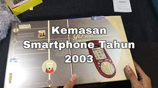 Nostalgia dengan Box Nokia 3660 kemasan Smartphone tahun 2003