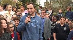 """Schüler überraschen """"Schlag den Henssler""""-Gewinner Xabier Urkiaga"""