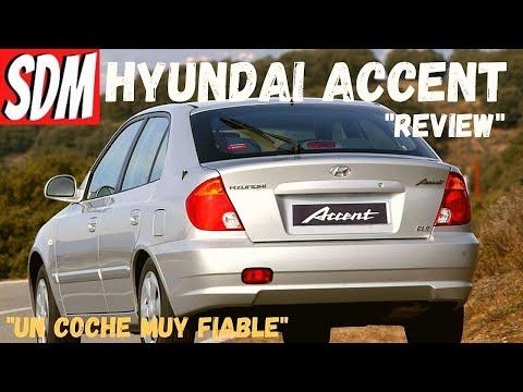 Review Hyundai Accent 1.3i 84cv 12v año 2004 | Somos de Motor