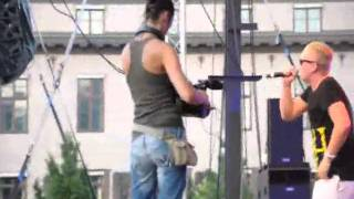 Flo Rida, Lazee, Sean Banan @ The Voice 2010, Ung 08 Stockholm).wmv