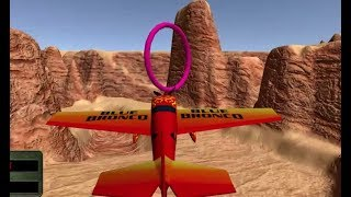 3D Air Racer Game Level 1-10 Walkthrough | Airplane Games