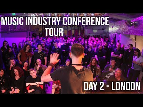 MUSIC INDUSTRY TOUR - DAY 2 (LONDON)