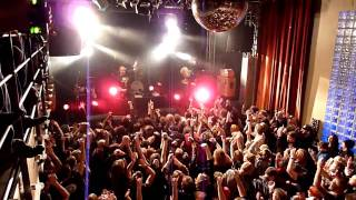 Burst - Where The Wave Broke - last performance ever - live at Sticky Fingers dec 18th 2009 - HD