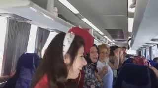 Hayatınızın En Eğlenceli Otobüs Yolculuğuna