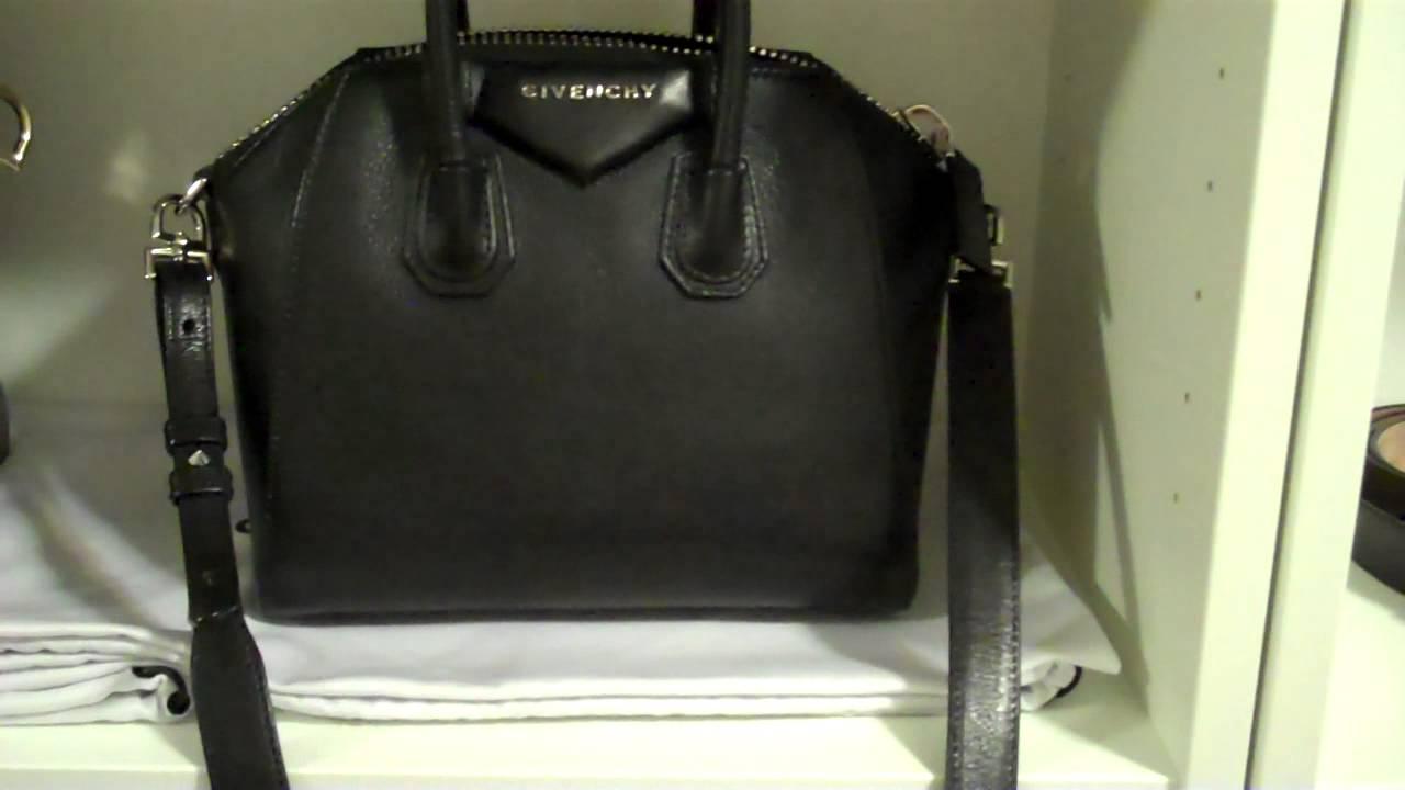 Givenchy Mini Antigona - YouTube 228e6bf989bea