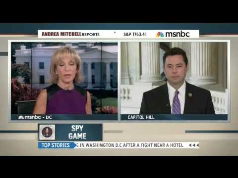 Chaffetz talks NSA, Obamacare with Andrea Mitchell, 10/28/13