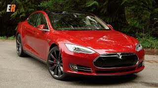 NEW 2015 Tesla Model S P85D - With 691 hp, Is this the Ultimate Family Car?