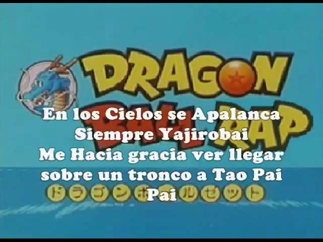 Porta-dragon ball rap (Letras) Videos De Viajes