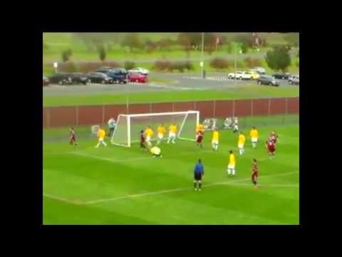 Michael Kirk- La Salle University Goalkeeper Highlights