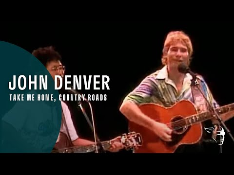 John Denver - Take Me Home, Country Roads (Around The World - Acoustic Show Japan 1984) VIDEOID
