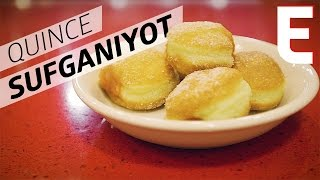 Sufganiyot Made Fresh From Dizengoff Are The Perfect Treats For Hanukkah — Consumed