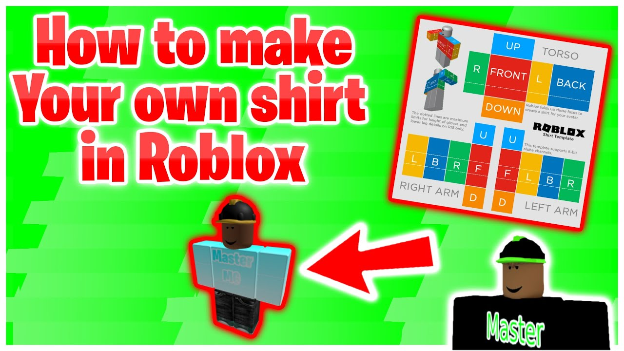 Roblox Youtube How To Make A Shirt How To Make A Roblox Shirt 2020 Youtube