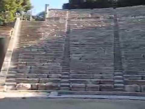 Sanctuary of Asklepios at Epidaurus 2
