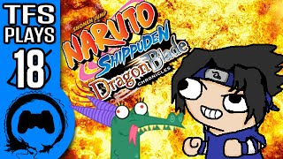 NARUTO DRAGON BLADE CHRONICLES Part 18 - TFS Plays - TFS Gaming