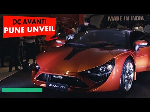 DC Avanti | Pune Unveil | PowerDrift