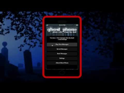 Ghost Phone: Phone Calls from the Dead Phone App