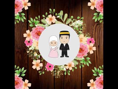 Template Undangan Digital Online Nikahan | Wedding Invitatiton