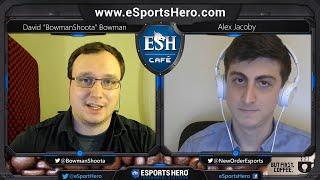 eSports Hero Café: Episode 5 - Economics w/ Alex Jacoby