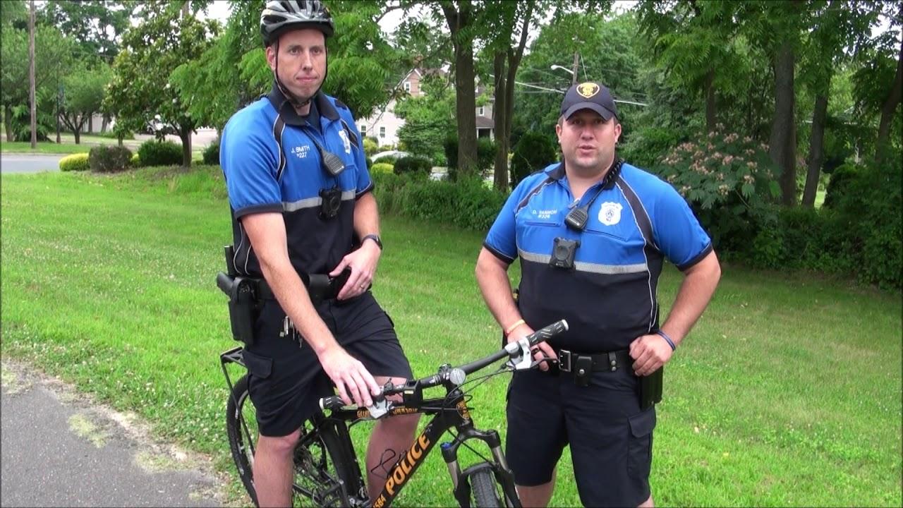 Gloucester Township Police- Bike Safety Video Summer 2018