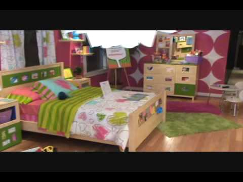 Coolest bedroom furniture ever by littlemissmatched and for Coolest bedrooms ever
