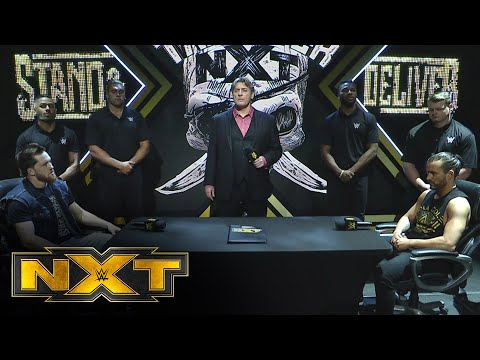 Kyle O'Reilly and Adam Cole agree to Unsanctioned Match for TakeOver: WWE NXT, March 24, 2021