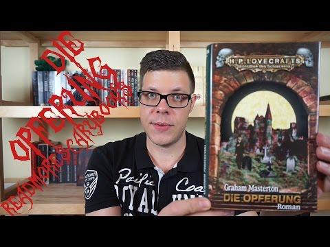 [Horror] Die Opferung - Graham Masterton #readmorescarybooks [Lieblingsbuch]