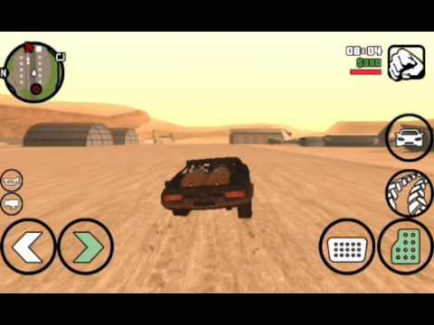 1# MAD MAX (PC) running on phone Samsung Galaxy S5 ...