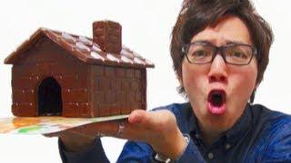 チョコの家作ってみた! thumbnail