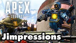 Apex Legends - No It's Not Titanfall 3 (Jimpressions) (Video Game Video Review)