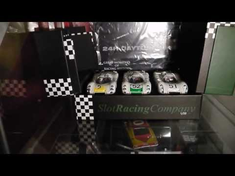 1:32 Slot Car Collection
