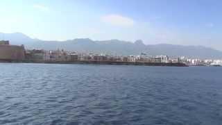 Северный Кипр. Прогулка на яхте по Средиземному морю