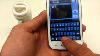 GSM Control - switching light via SMS or Call remotely