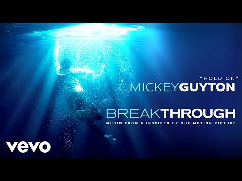 "Mickey Guyton - Hold On (From ""Breakthrough"" Soundtrack / Audio)"