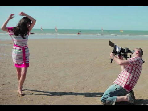 Making of du clip Sailing in a wild love de The Lemon Queen