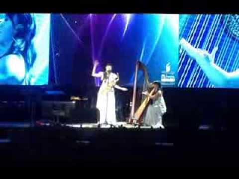Dibawah Kepak sayapMu - DuoManNa (Maria Pratiwi Harp & Nana Lee)