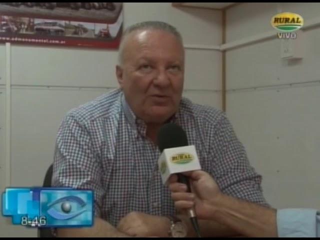 Sembradoras Monumentall, Ricardo Achilli, testimonio EXPOAGRO 2018.