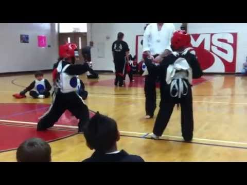 Karate Final America's Youth Outreach